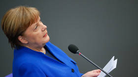 Merkel cites 'hard evidence' she was victim of 'Russian hackers', says it doesn't help mend ties with Moscow