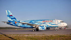 Back down to earth: Zenit St Petersburg team plane lands safely following EMERGENCY ALARM 20 minutes after takeoff