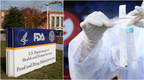 FDA orders Bill Gates-funded program to HALT at-home Covid-19 self-testing
