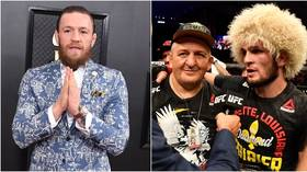 'This sh*t is funny': UFC boss Dana White tweets out hilarious 'Conor McGregor raging bull' video