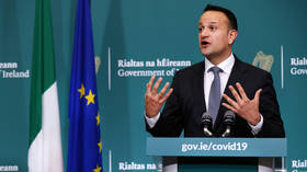 It will 'take months for EU travel to return to normal,' says Irish PM Varadkar