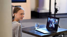 Eye-rolling after CNN's teen panelist Greta Thunberg implores world to 'listen to the experts' on Covid-19
