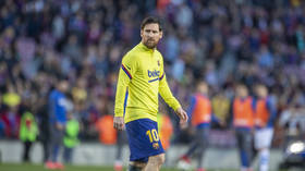 'Football will never be the same': Messi speaks on return to action after Covid-19 pandemic