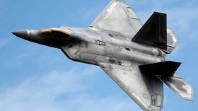 F-22 Raptor CRASHES in Florida, pilot in stable condition
