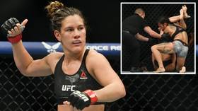 UFC's Cortney Casey's TIGHT armbar makes opponent SCREAM OUT in pain as she claims submission win (VIDEO)