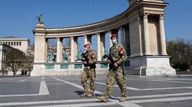 Hungary's Orban says Budapest lockdown will now be gradually lifted amid Covid-19 powers row with EU