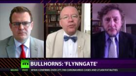 CrossTalk Bullhorns, QUARANTINE EDITION: 'Flynngate''