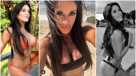 'It's not just physical!' 59yo mom & SI's would-be oldest swimsuit model begs for reopening of gyms for 'mental fitness' (PHOTOS)