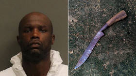 Corona-rage? Nashville man who hacked at random couple with MACHETE told police he was MAD AT COVID-19 lockdown