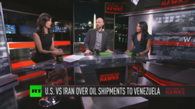 Iran, US spar over Venezuela & surveillance state sneaks past pandemic