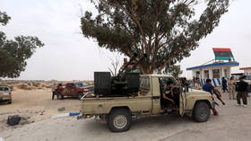 E. Libyan forces pull out of parts of Tripoli as campaign to seize capital continues