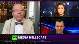 CrossTalk, QUARANTINE EDITION: Media hellscape