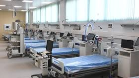 Another day, another fail: Bloomberg MIXES UP hospital bed stats of Russia & OECD in attack on country's Covid-19 response