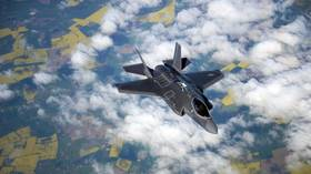 US Air Force F-35 crashes during 'routine' training flight in Florida, 2nd loss for base in several days