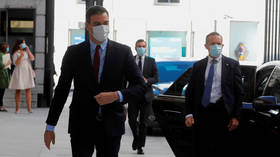 Spain's Health Ministry orders citizens, including children over 6, to wear masks in public spaces