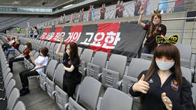 South Korean club FC Seoul to be punished for placing SEX DOLLS in the stands