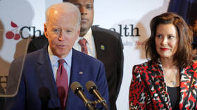 So Joe Biden wants a female sexual assault survivor as his running mate. Why on Earth does he think that might be helpful?