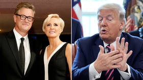 Morning Mika demands Twitter censor Trump over murder accusations, wants to speak with CEO Jack and lawyer