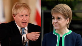UK media wants a Sturgeon vs Johnson superhero clash. She is wise to rise above it
