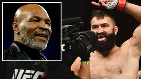 'He'll need a punch in the throat!' Tyson Fury wants Denzel Washington to play him on screen – and gives movie legend tips (VIDEO)