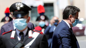 Italy's Conte announces reforms to cut red tape, revive virus-hit economy