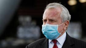 US donates 50 ventilators to Moscow's Pirogov Center