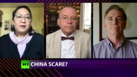 CrossTalk, QUARANTINE EDITION: China scare?
