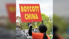Forget figures, American views of Covid-19 reflect media narratives, with deep partisan divide – but unity against China