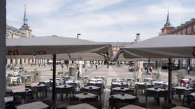 Bars & restaurants set to reopen in Madrid as Spain sheds more lockdown measures