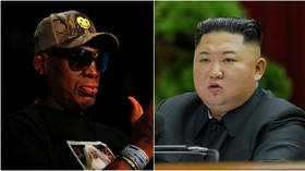 'If you see his sister running the country, something's wrong': Rodman wades in on rumors of pal Kim Jong-un's ill health