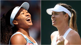 Naomi Osaka banks $37 MILLION in single year to smash Sharapova record for highest ever annual earnings for female athlete