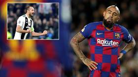 'In football there are codes': Vidal warns Chiellini after Juventus skipper dishes dirt on ex-teammate's 'weakness for alcohol'
