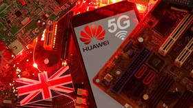 Boris Johnson to cut Huawei from UK's 5G network by 2023 as own party rebels & US steps up anti-Beijing pressure – report