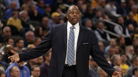 NBA legend Patrick Ewing in hospital after testing positive for Covid-19
