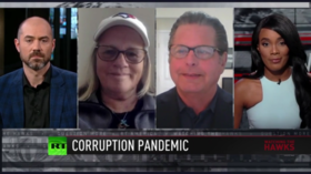 'Plague of Corruption' & climbing Covid numbers
