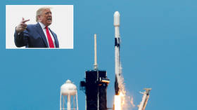 Trump to attend manned SpaceX launch – should journalists be worried?