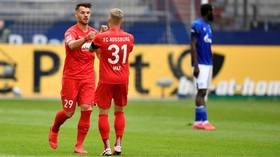 Lowen behold: Augsburg ace Eduard Lowen nets free-kick stunner to become first Russian to score after Covid-19 restart