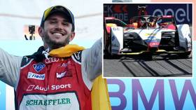 Dan's NOT the man: Formula E star Daniel Abt discovered CHEATING during esports race as PROFESSIONAL GAMER takes his place (VIDEO)
