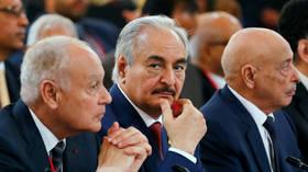 Russia backs immediate Libyan ceasefire & talks, Lavrov tells Haftar ally in phone call