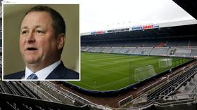 On the rocks: Saudi-funded takeover of Newcastle United in doubt as WTO report links Gulf State to pirate TV operation