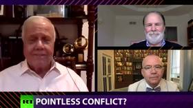 CrossTalk, QUARANTINE EDITION: Pointless сonflict?