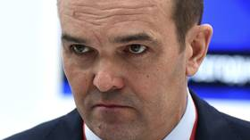 Disgraced Russian politician TAKES PUTIN TO COURT over 'unlawful' firing
