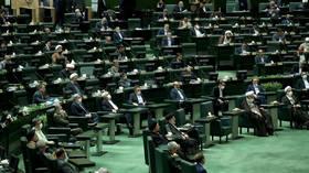 Iran convenes newly elected parliament amid pandemic