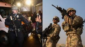George Floyd death: US police view Americans just like military view people in Afghanistan... as enemies in WAR ZONE