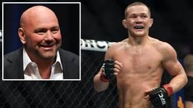 Yan's the man: Dana White says Russian star Petr Yan will fight Jose Aldo for the vacant UFC bantamweight title (VIDEO)