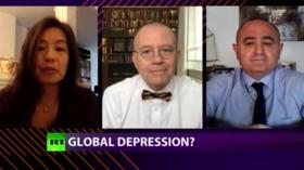 CrossTalk, QUARANTINE EDITION: Global depression?