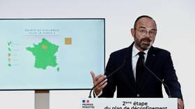 Phase 2 of easing lockdown in France begins, Paris region leaves 'red' coronavirus zone