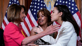 Disgrace! AOC & Pelosi lash out at Facebook's Zuckerberg over hesitance to police social media speech like Twitter