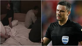 Champions League referee Slavko Vincic 'ARRESTED by Bosnian cops after being discovered in cabin with COCAINE & firearms' (VIDEO)
