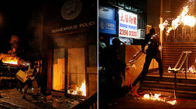 Minneapolis 'thugs' vs Hong Kong 'protesters': Chinese paper accuses Trump of hypocrisy over riots